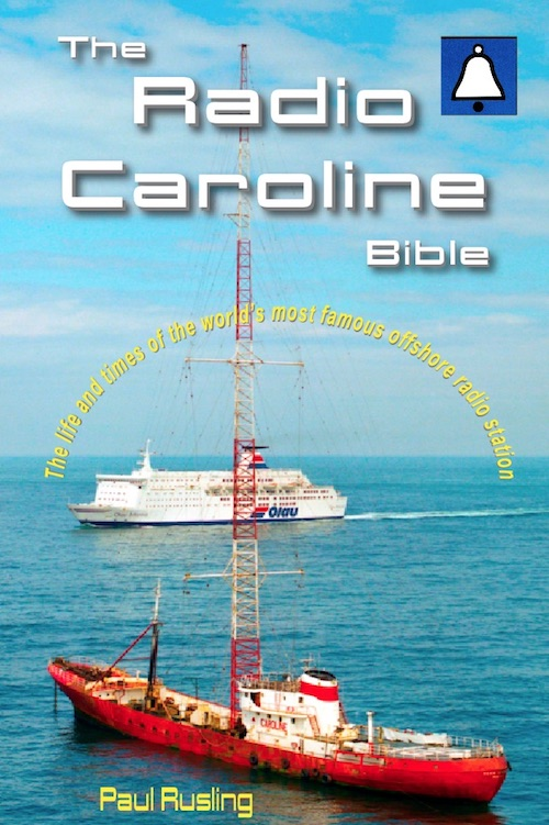 Radio Caroline Bible front cover