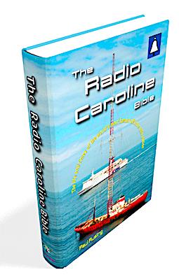 Radio Caroline Bible 3d front cover